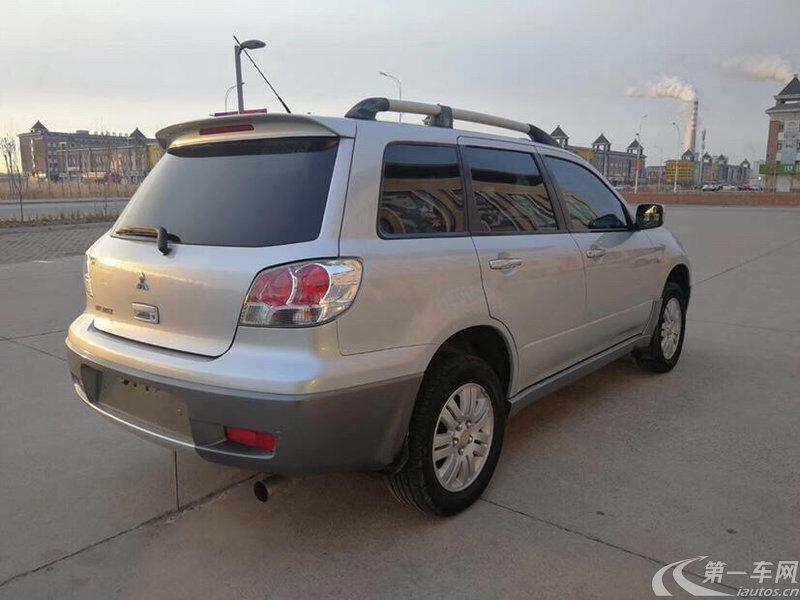 三菱欧蓝德 2006款 2.4L 手动 四驱 (国Ⅲ)