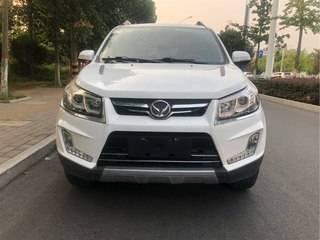 北汽幻速S3 1.5L 手动 舒适型