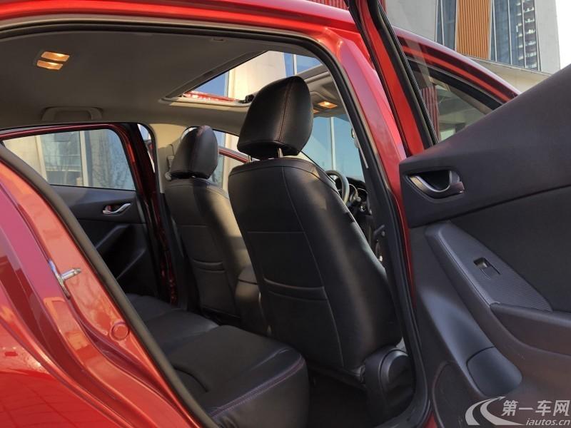 马自达3昂克赛拉 2016款 1.5L 自动 尊贵型 (国Ⅴ)