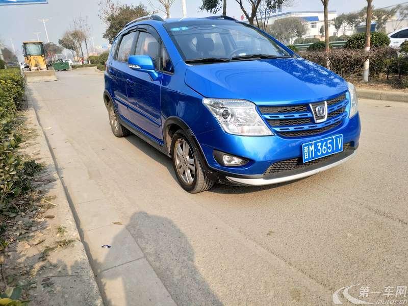 长安CX20 2011款 1.3L 手动 公务型 (国Ⅳ)