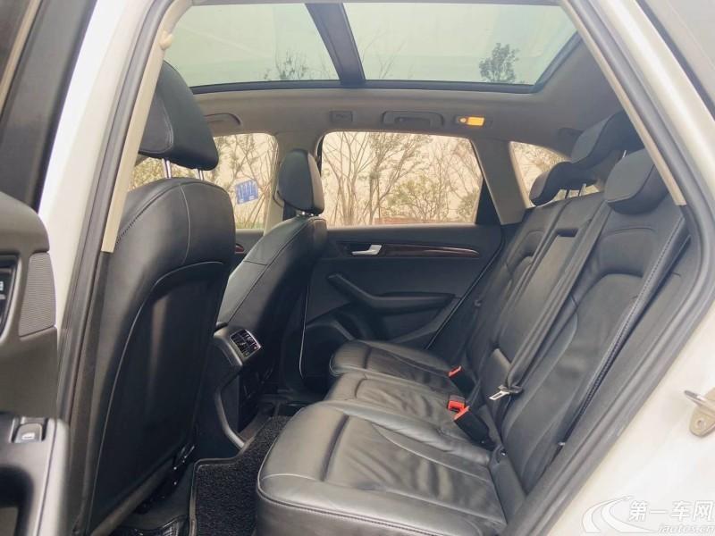 奥迪Q5 2012款 2.0T 自动 四驱 汽油 舒适型 (国Ⅳ)