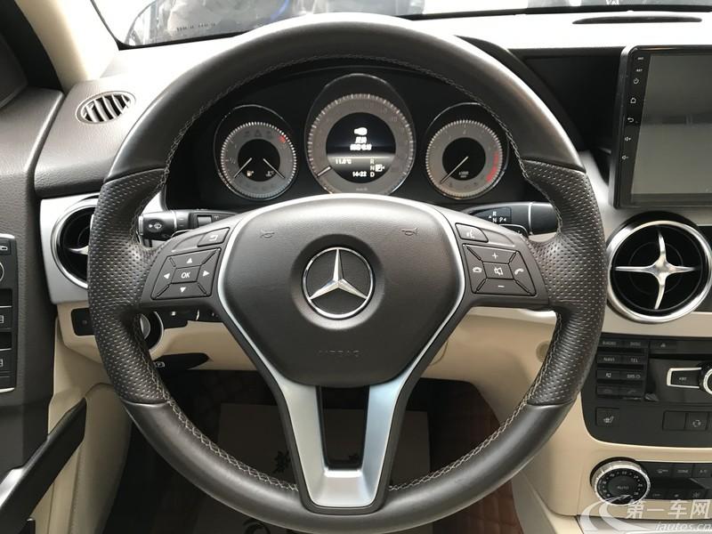 奔驰GLK GLK300 2013款 3.0L 自动 汽油 改款豪华型 (国Ⅳ)