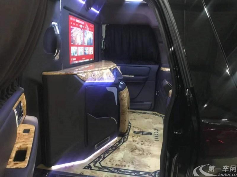 林肯领航员 [进口] 2016款 3.5T 自动 四驱 领袖一号美规版平行进口 (欧Ⅴ)