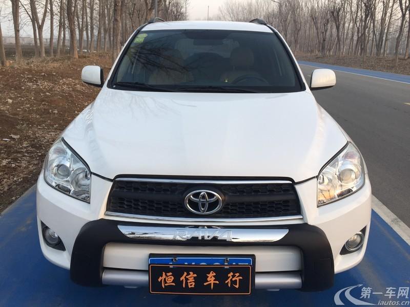 丰田2011款 2.0L 自动 前驱 经典型 (国Ⅳ)