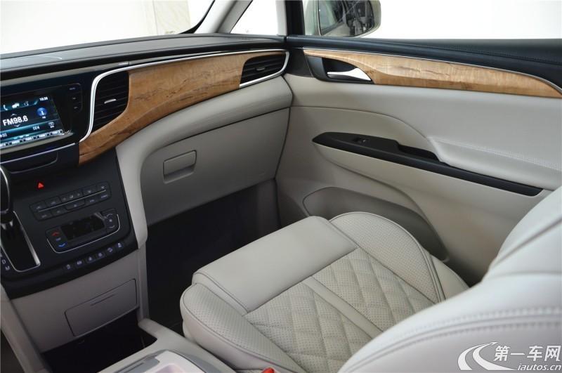 别克GL8 2019款 2.0T 自动 7座 聚尘王商务车 (国Ⅵ)