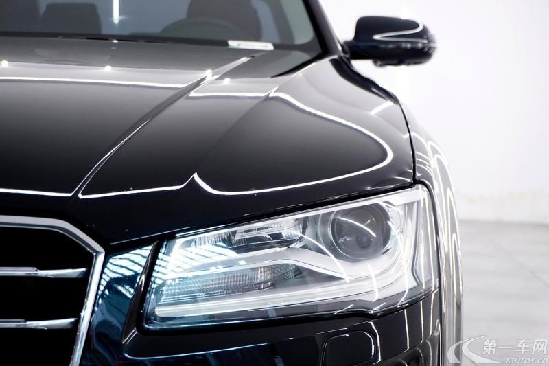 奥迪A8L 45 [进口] 2014款 3.0T 自动 汽油 舒适型