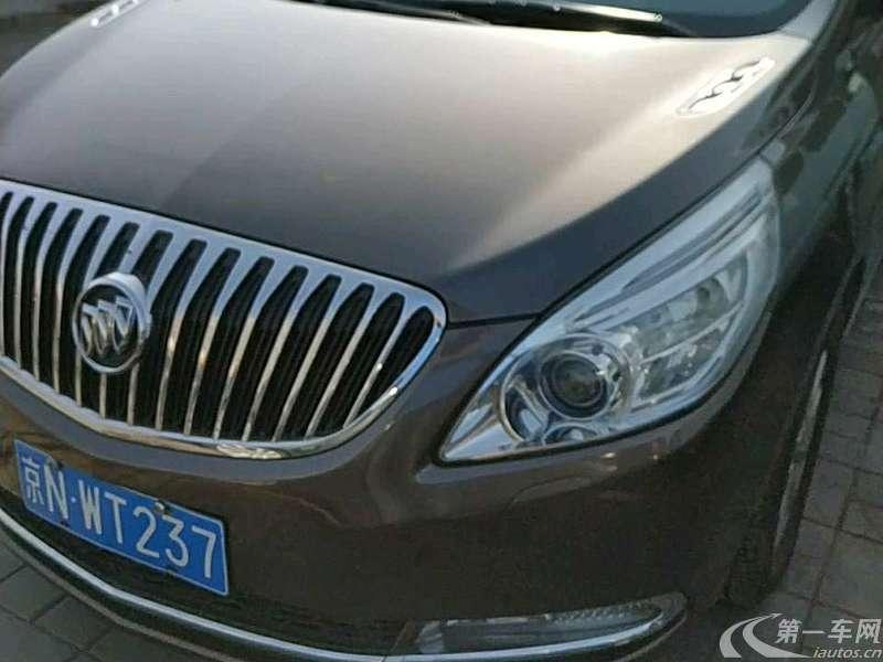 别克GL8 2011款 3.0L 自动 7座 XT豪华商务旗舰型 (国Ⅳ)