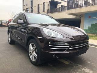 Cayenne 3.0T 铂金版Platinum-Edition