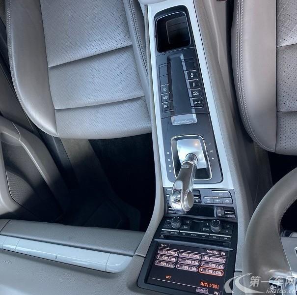 保时捷Cayman [进口] 2016款 2.5T 自动 S