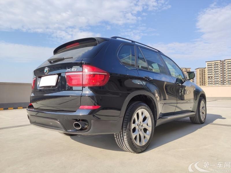 宝马X5 [进口] 2012款 3.0T 自动 四驱 汽油 美规版平行进口
