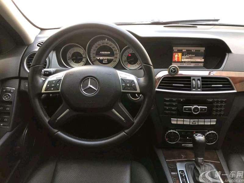 奔驰C级 C260 2013款 1.8T 自动 时尚型 (国Ⅳ)