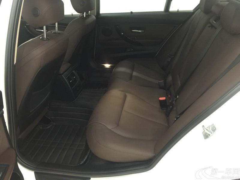 宝马3系 320Li 2019款 2.0T 自动 汽油 M运动套装 (国Ⅵ)