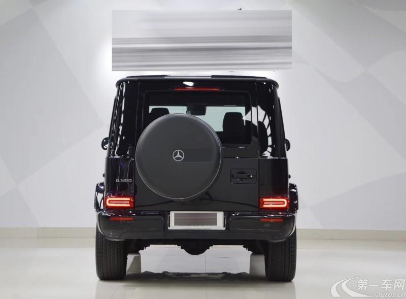 奔驰G级 G550 [进口] 2019款 4.0T 自动 汽油 美规版平行进口 (欧Ⅴ)