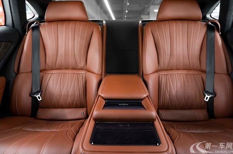 雷克萨斯LS 500h [进口] 2018款 3.5L 自动 豪华版