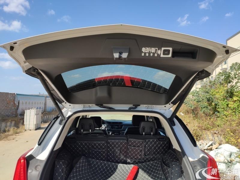 凱迪拉克XT5 2018款 2.0T 自動 28T豪華型 (國Ⅴ)