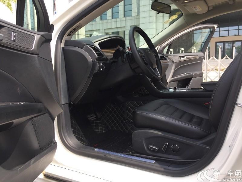 福特蒙迪歐 2017款 1.5T 自動 EcoBoost180改款時尚型 (國Ⅴ)