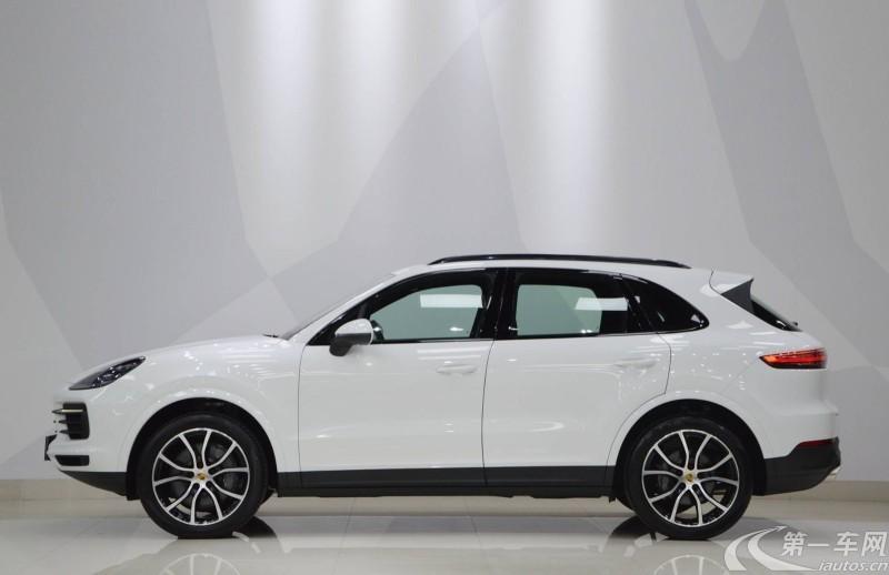 保时捷Cayenne [进口] 2019款 2.9T 自动 四驱 汽油 S美规版平行进口