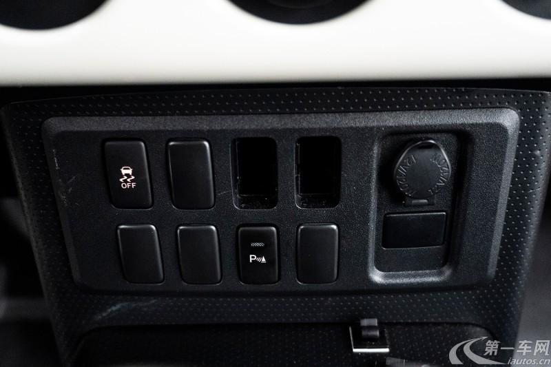 丰田FJ酷路泽 [进口] 2019款 4.0L 自动 四驱 中东版平行进口 (欧Ⅴ)