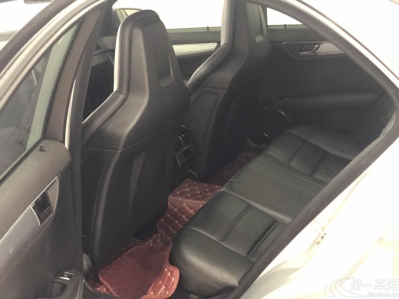 奔驰C63 [进口] 2009款 6.2L 自动 动感型