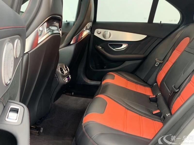 奔驰C63 [进口] 2016款 4.0T 自动