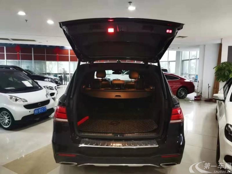 奔驰GLE级 GLE400 [进口] 2019款 3.0T 自动 加规版平行进口 (欧Ⅴ)