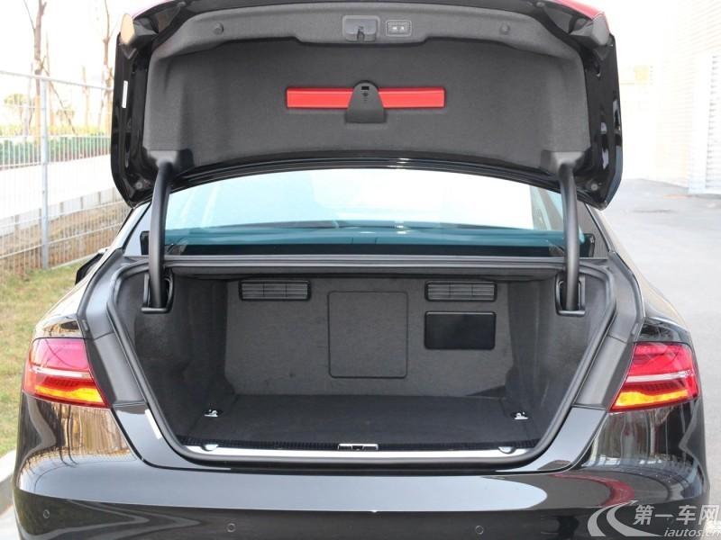 奥迪A8L 45 [进口] 2016款 3.0T 自动 汽油 豪华型