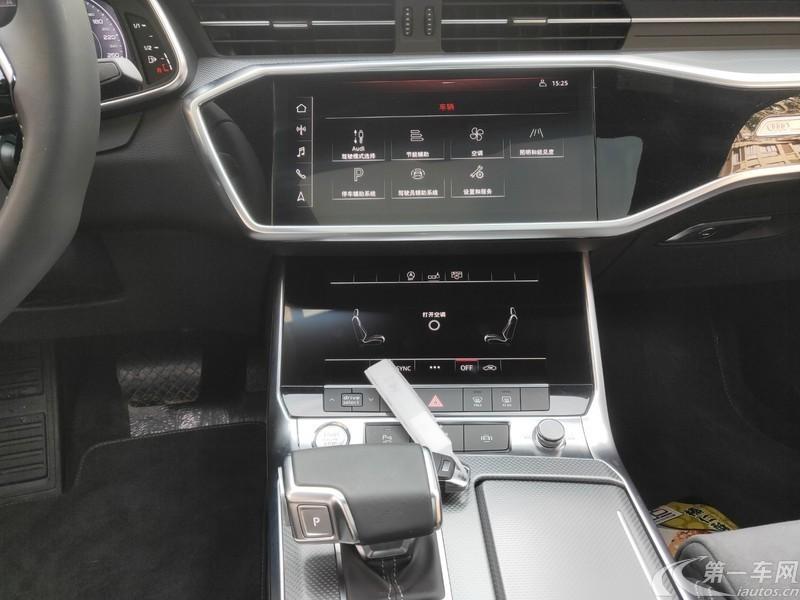 奥迪A6L 40TSFI 2019款 2.0T 自动 豪华动感型 (国Ⅵ)
