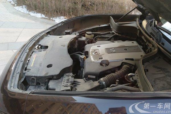 英菲尼迪FX 35 [进口] 2010款 3.5L 自动 四驱 标准版