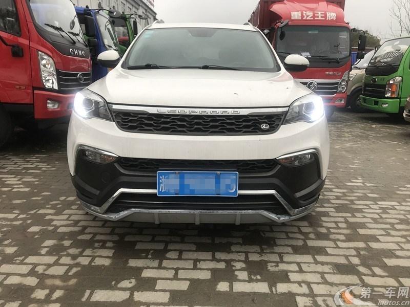 长丰猎豹CS10 2017款 2.0T 手动 新锐型 (国Ⅴ)