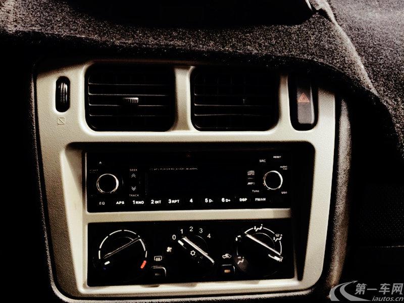 长丰飞腾 2010款 2.0L 手动 后驱 经典版豪华型 (国Ⅳ)