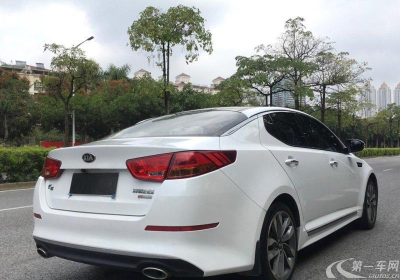 起亚K5 [进口] 2014款 2.0L 自动 豪华版 (欧Ⅴ)