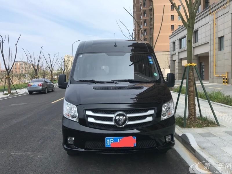 福田图雅诺 E7 2019款 2.5T 手动 110马力商务车 (国Ⅴ)
