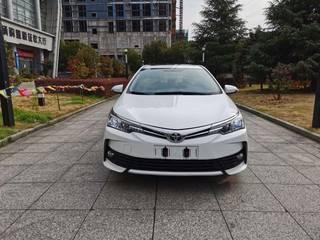 丰田卡罗拉 1.2T 自动 GL-i真皮版改款
