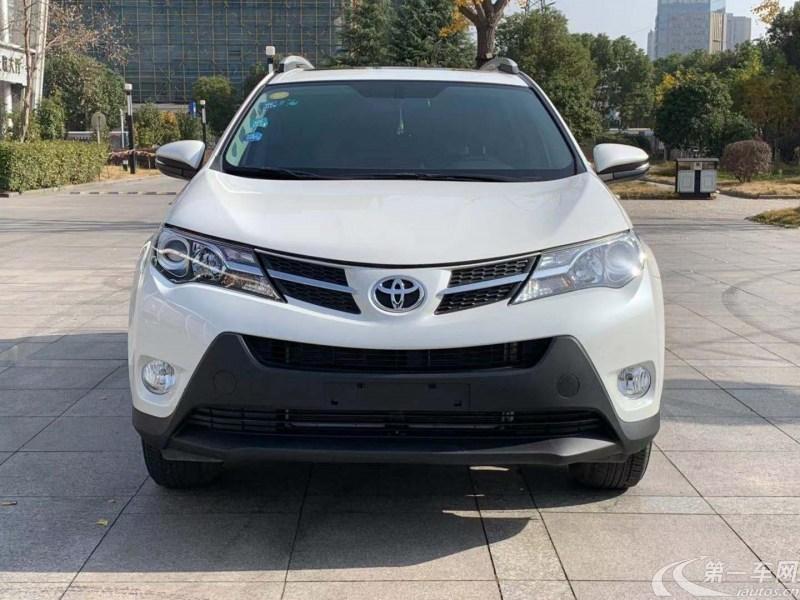 丰田RAV4 2015款 2.0L 自动 四驱 新锐版 (国Ⅴ)