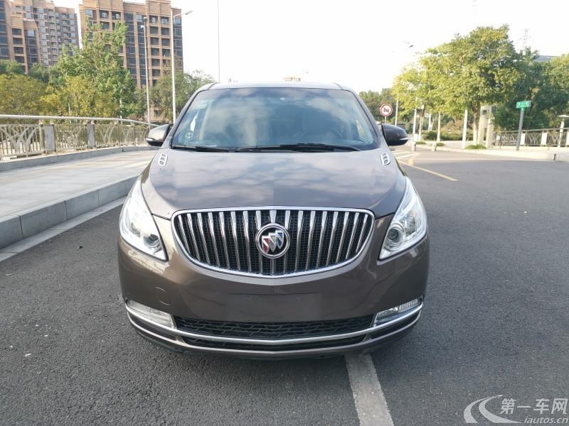 别克GL8 2014款 3.0L 自动 7座 XT豪华商务旗舰版 (国Ⅴ)
