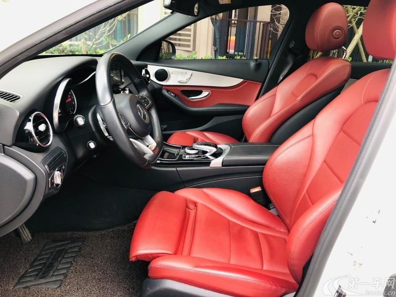 奔驰C级 C200L 2015款 2.0T 自动 运动型改款 (国Ⅴ)