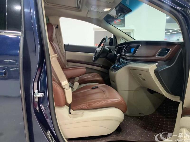 别克GL8 2013款 2.4L 自动 7座 LT行政版 (国Ⅳ)