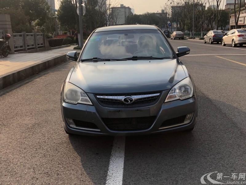 东南菱悦 2011款 1.5L 自动 风采版 (国Ⅳ)