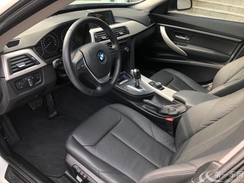宝马3系GT 320i [进口] 2015款 2.0T 自动 汽油 领先型