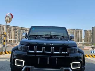 北京汽车40 PLUS 2.3T 自动 冠军版