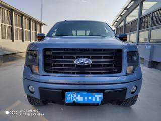 福特F150 猛禽 6.2L 自动 SVT-Raptor-SuperCrew