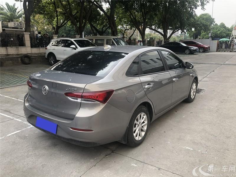 别克英朗GT 2018款 1.0T 手动 15T进取型 (国Ⅴ)
