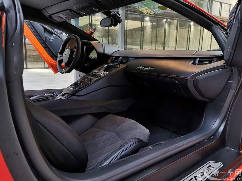 兰博基尼Aventador [进口] 2011款 6.5L 自动