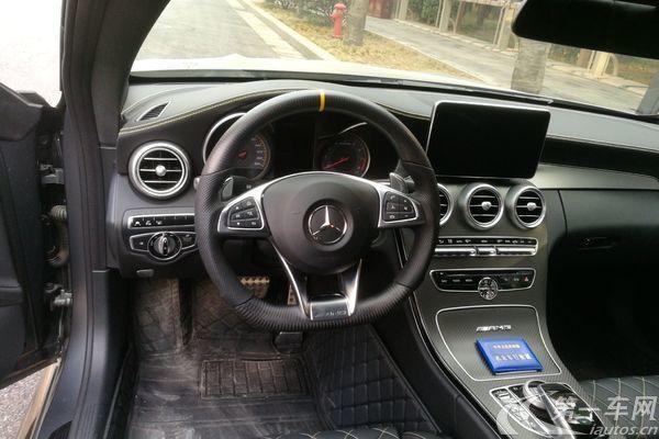 奔驰C63 [进口] 2016款 4.0T 自动 S限量特别版