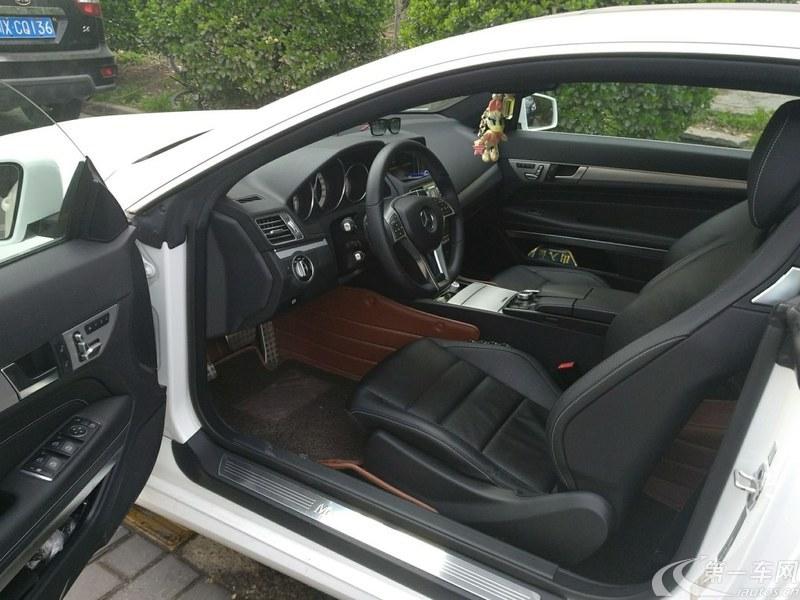 奔驰E级 E200L 2016款 2.0T 自动 汽油 运动型 (国Ⅴ)