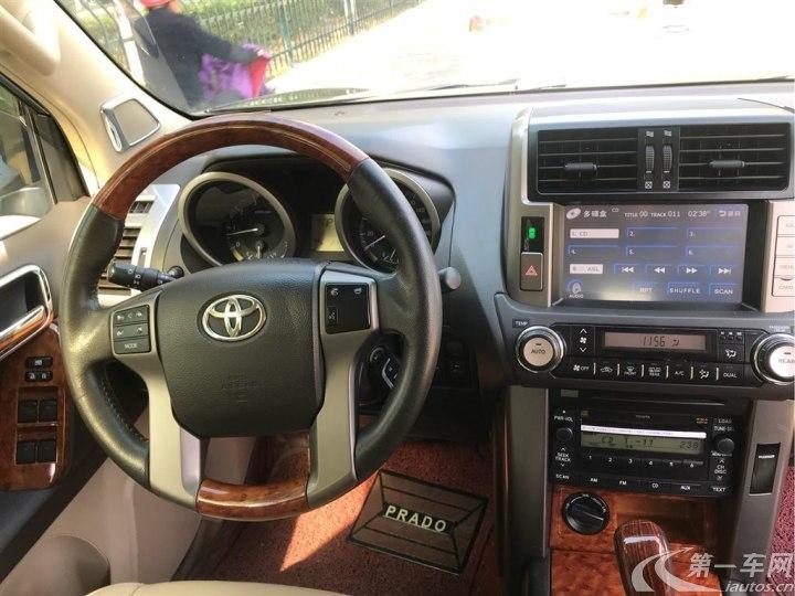 丰田普拉多 [进口] 2010款 2.7L 自动 四驱 豪华版