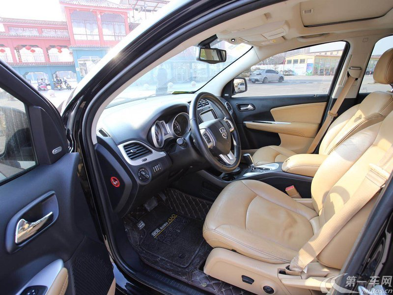 道奇酷威 [进口] 2013款 2.4L 自动 前驱 尊尚版