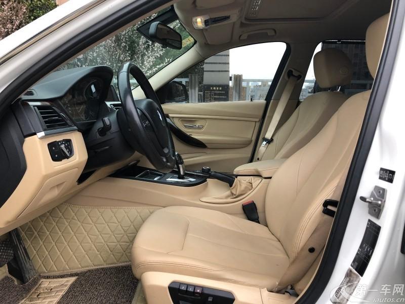 宝马3系 320i 2012款 2.0L 自动 汽油 豪华型 (国Ⅳ)