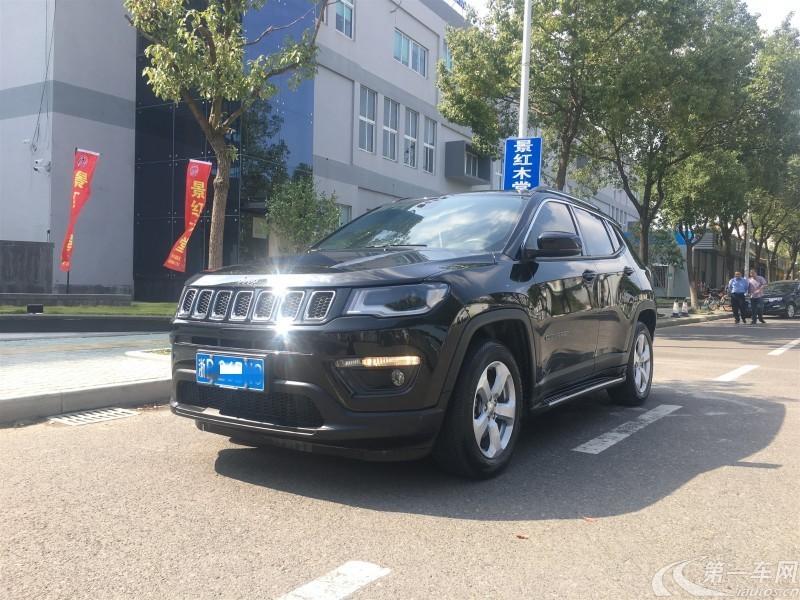 吉普指南者 2017款 1.4T 自动 200T臻享版 (国Ⅴ)