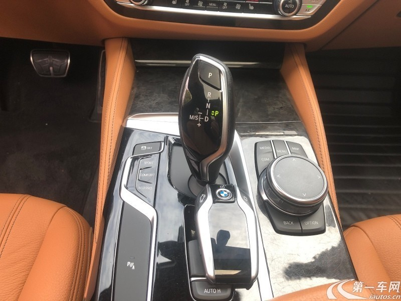 宝马5系 530Li 2018款 2.0T 自动 汽油 xDrive-M运动套装 (国Ⅴ)